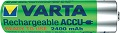 Varta Ready2Use penlite AA